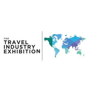 The Travel Industry Exhibition logo