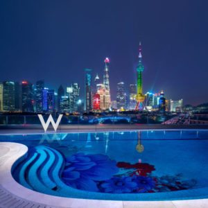 W Shanghai - The Bund