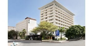 Four Points by Sheraton hotel in Tanzania