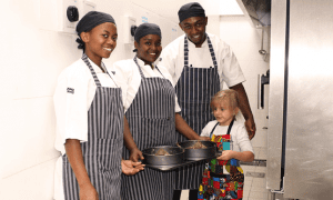 Radisson raises funds for SOS Children's Villages