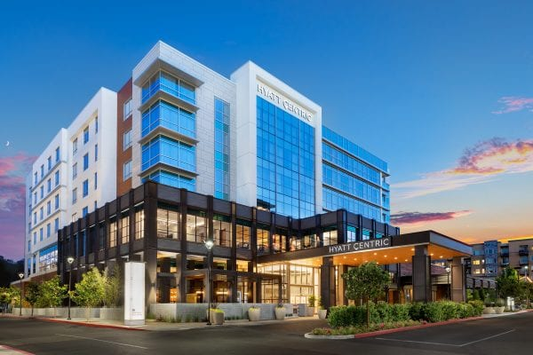 Hyatt Centric Mountain View opens in Silicon Valley, USA
