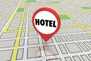 What if you don't have the best hotel location_