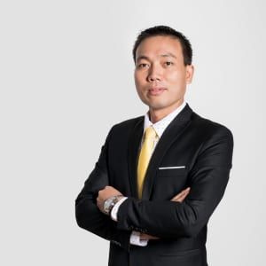 Tran Quoc Dat has been appointed executive assistant manager of rooms at the 30-hectare resort overlooking Long Beach on Vietnam's Cam Ranh peninsula