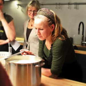 Post-Covid travel marketing to feature local food heroes