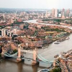 UK inbound tourism recovery